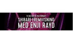 Kulturnatt 2018: Shibari Fremvisning