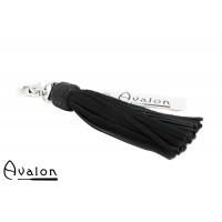 Avalon - TREASURE - Lang nøkkelringflogger, sort
