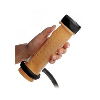 The Milker Machine - Ekstra Sleeve med Tekstur