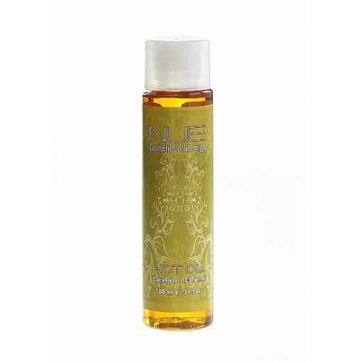 HOT OIL - Varmende Massasjeglid - Karamell - 100ml