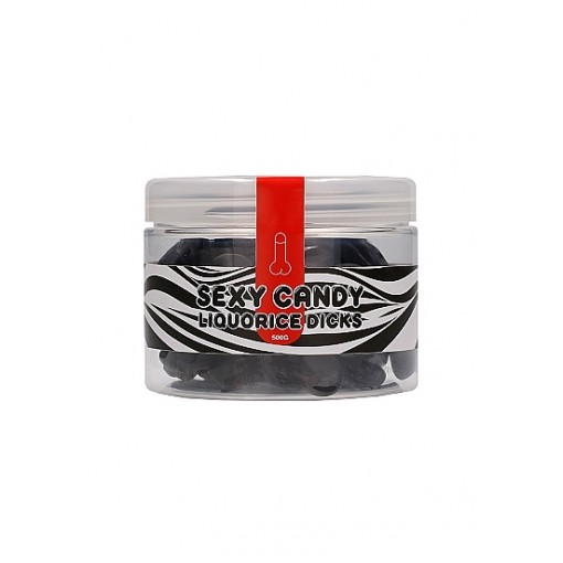 Sexy Candy - Lakris Peniser - 500g