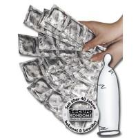 Secura - Nøytrale Kondomer - 12 pk