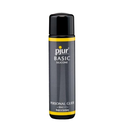 Pjur - Basic Silikon Glidemiddel - 100 ml