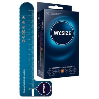 My.Size 57mm, 10 stk kondomer