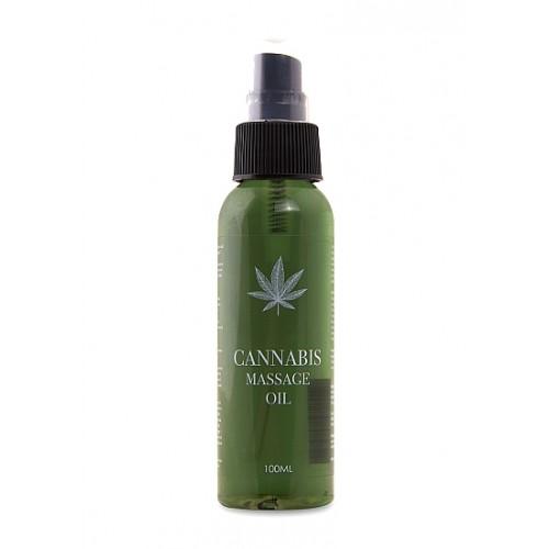 Cannabis Massasjeolje 100 ml
