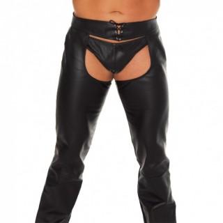 Rimba - Leather Chaps BESTILLINGSVARE