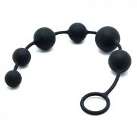 Rimba - Anal Beads - Analkuler i silikon