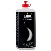 Pjur Original - Silikonbasert Glidemiddel, 1000 ml