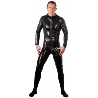 LateX - Jumpsuit i latex - Large