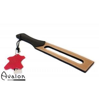 Avalon - CAELIA - Spencer Åpen Paddle - Brun og Svart