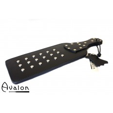 Avalon - BEAST - Massiv Paddle med Nagler - Svart