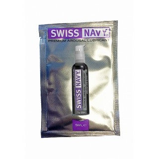 Swiss Navy Sensual Arousal - Glidemiddel 5 ml