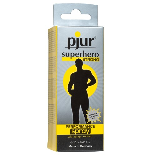 Pjur Superhero - Delay Spray 20ml - Strong
