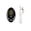 Adrien Lastic - Mini Romeo 2 parvibrator Lilla med fjernkontroll
