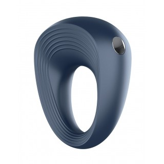 Satisfyer Ring - Vibrerende penisring - Blå