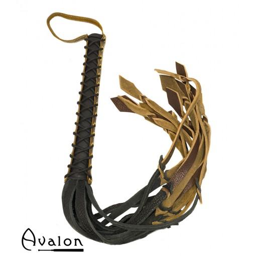 AVALON - Viking - HELHEIM - Tung Flogger med 12 Haler