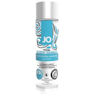 System JO - Total Body Shave - Barberingsgel