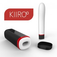 Kiiroo - Onyx+Pearl - Komplett sett