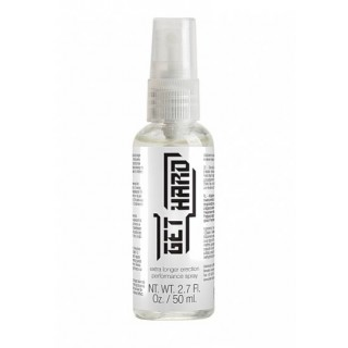 Get hard - Ereksjons spray 50 ml