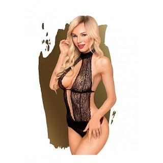 Penthouse - Perfect lover - Playsuit med høy hals