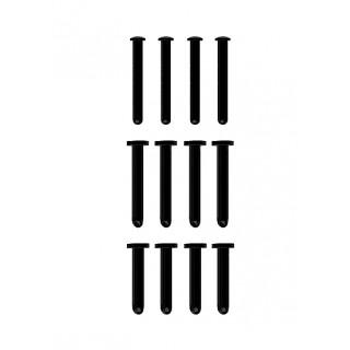 Man Cage - Ekstra pinner til bur - Svart