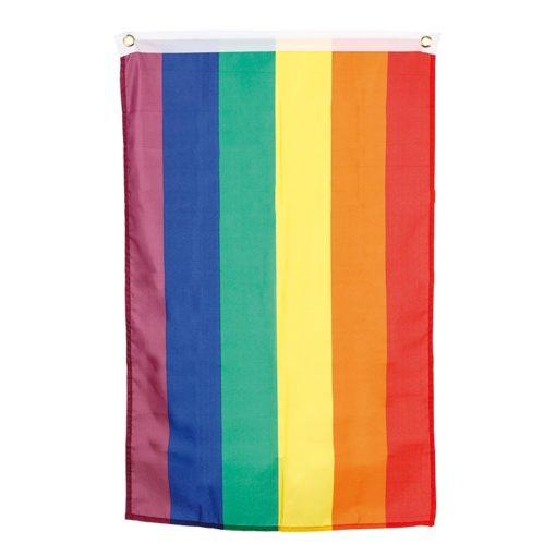 Pride Flagg Regnbue - 90cm x 150cm