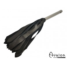 Avalon - Balinor - Flogger med store haler - Sort